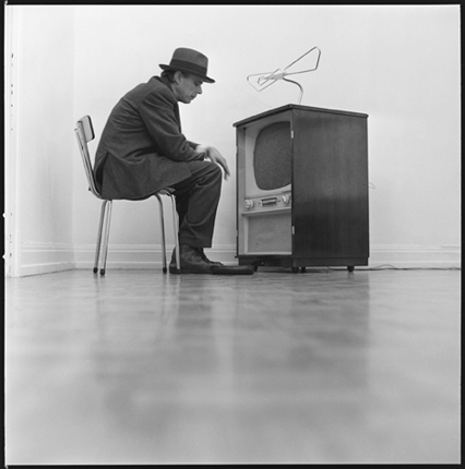Beuys at rest